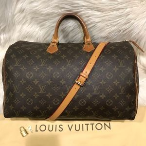 Authentic Louis Vuitton Speedy 40 #5.4K